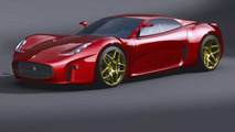 Rendered Speculation: Ferrari F430 Concept