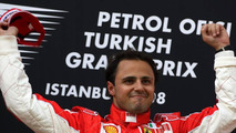 Felipe Massa (BRA), Scuderia Ferrari, wins the race, Turkish Grand Prix, 11.05.2008 Istanbul, Turkey