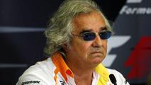 Flavio Briatore, European Grand Prix 21.08.2009