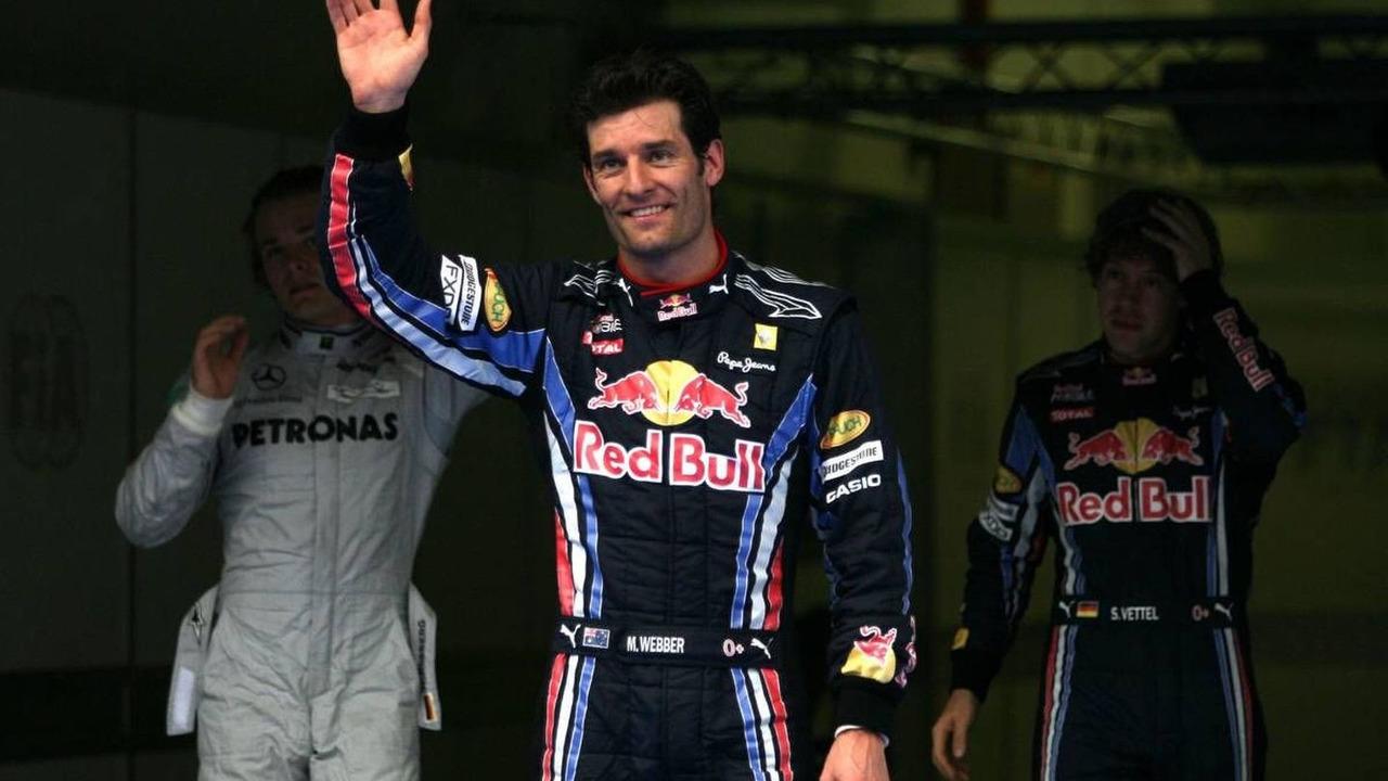 Mark Webber (AUS), Red Bull Racing, Malaysian Grand Prix, 03.04.2010 Kuala Lumpur, Malaysia