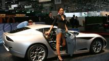 Zagato Perana Z-One at 2009 Geneva Motor Show