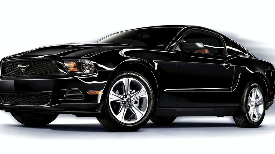 2011 Ford Mustang GT with 5.0-liter V8 with 412hp is Confirmed