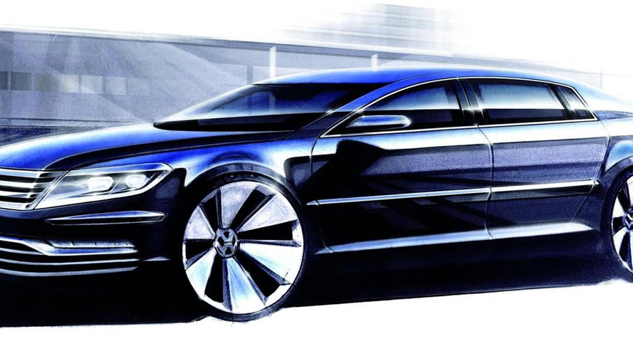 Strong demand for Volkswagen Phaeton in China