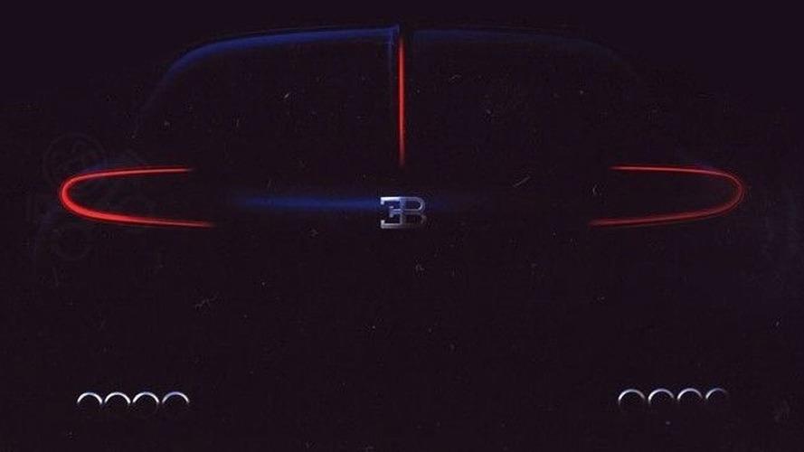 Bugatti Bordeaux Concept Not Heading to Frankfurt