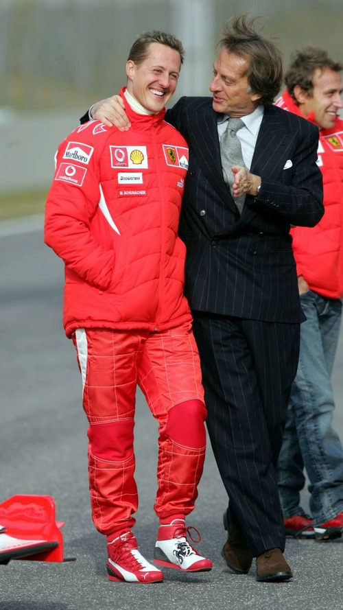 Ferrari Boss reveals Schumacher to race Mercedes in 2010