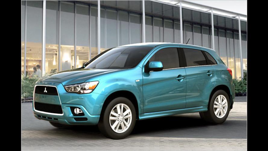 Tiguan-Jäger: Mitsubishi bringt den RVR