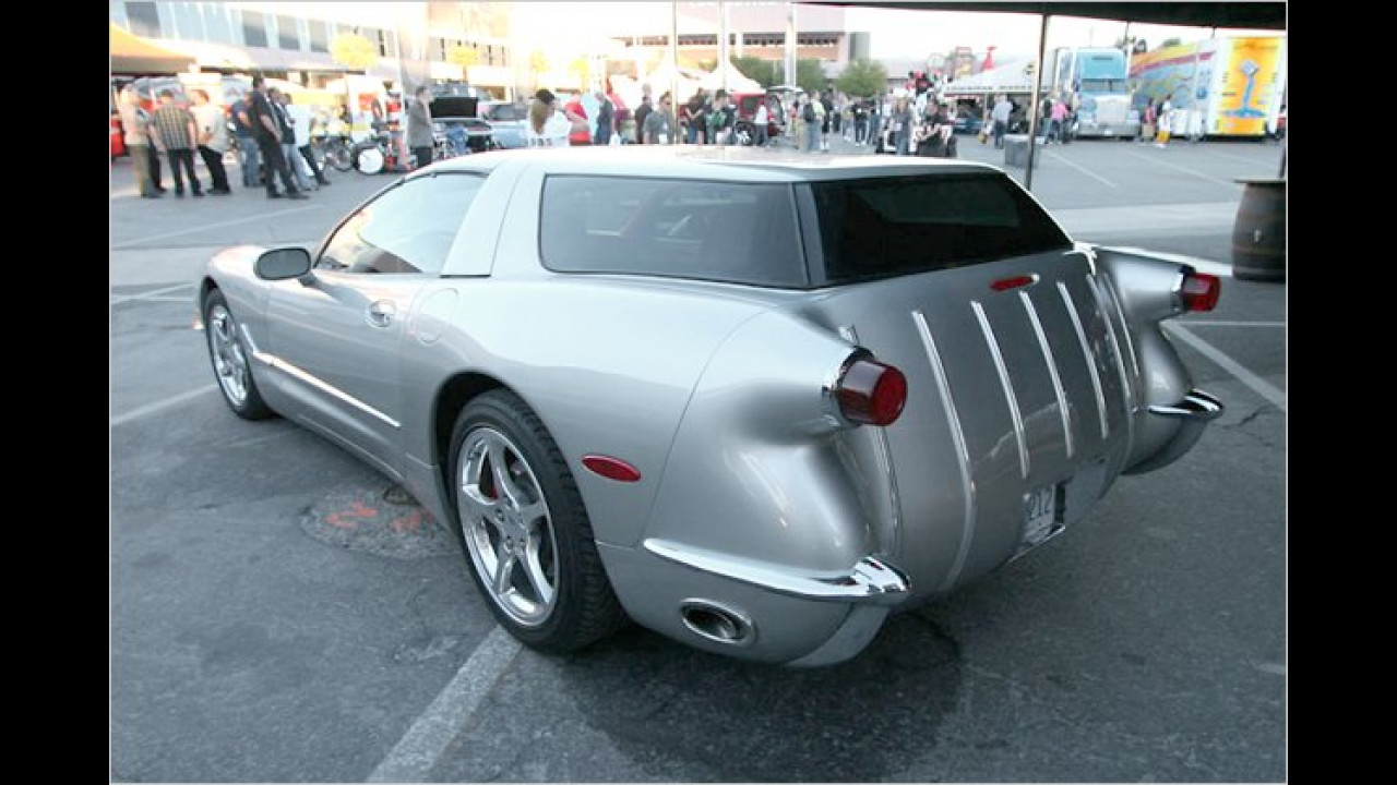 Corvette mit Kombiheck