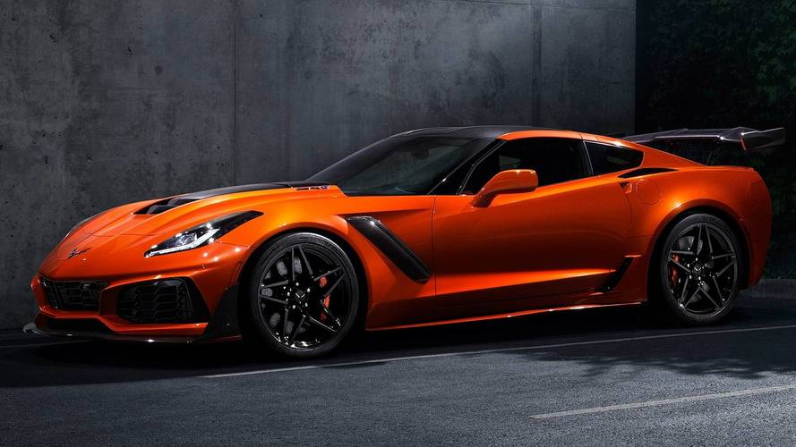 First 2019 Chevy Corvette ZR1 Sells At Auction for $925,000