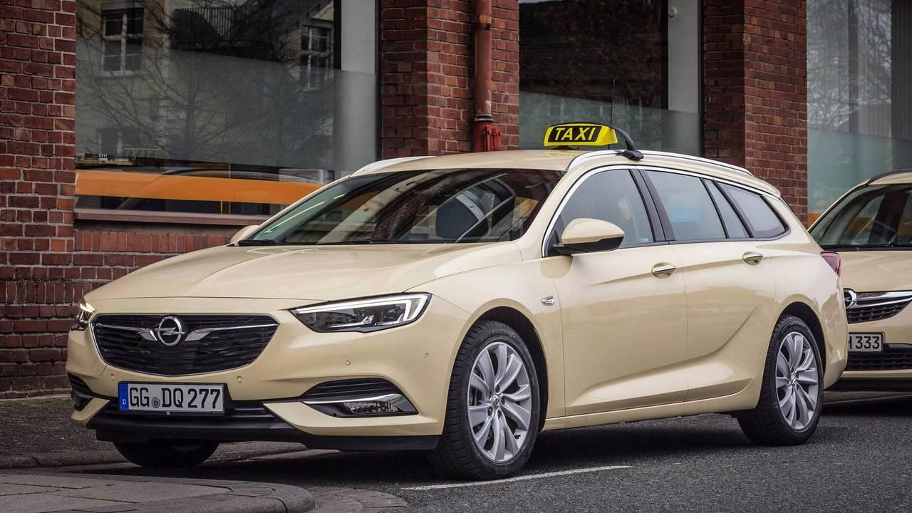 Opel Insignia Sports Tourer Taxi