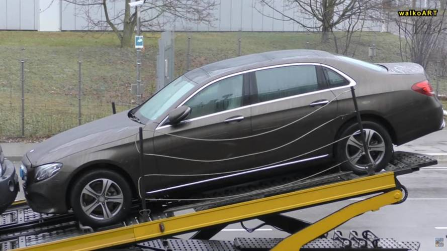 Mercedes E-Class Long Wheelbase Spotted In Europe, But Why?