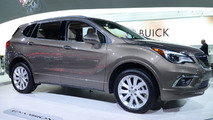 2016 Buick Envision US Spec