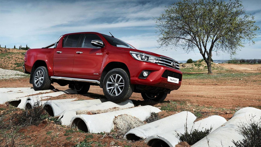 Lexus considering Hilux-based pickup truck, but why?