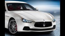 Nuova Maserati Ghibli, le prime foto