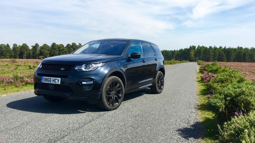2016 Land Rover Discovery Sport review: Posh, midi seven-seater