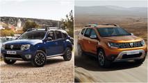 Comparativa Dacia Duster