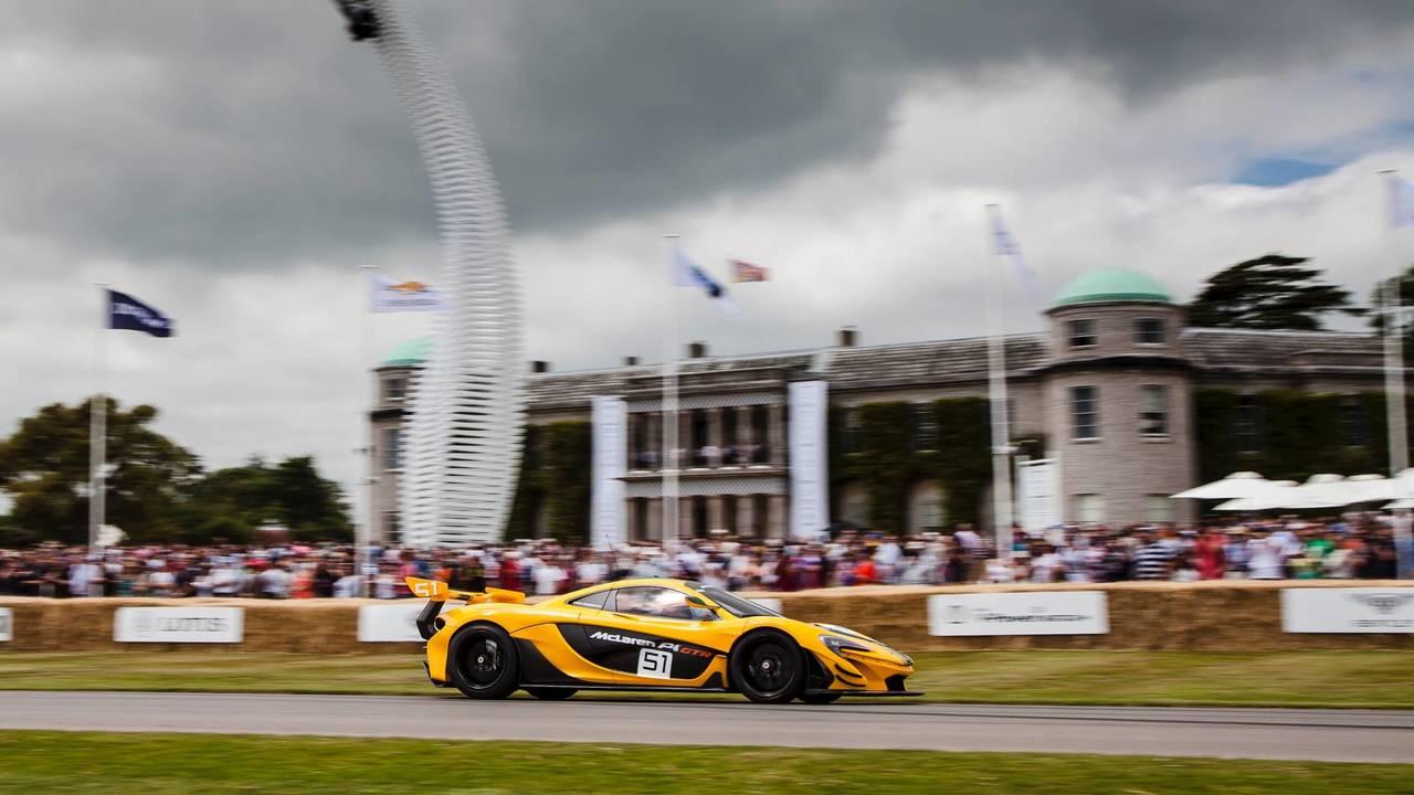 8. McLaren P1 GTR