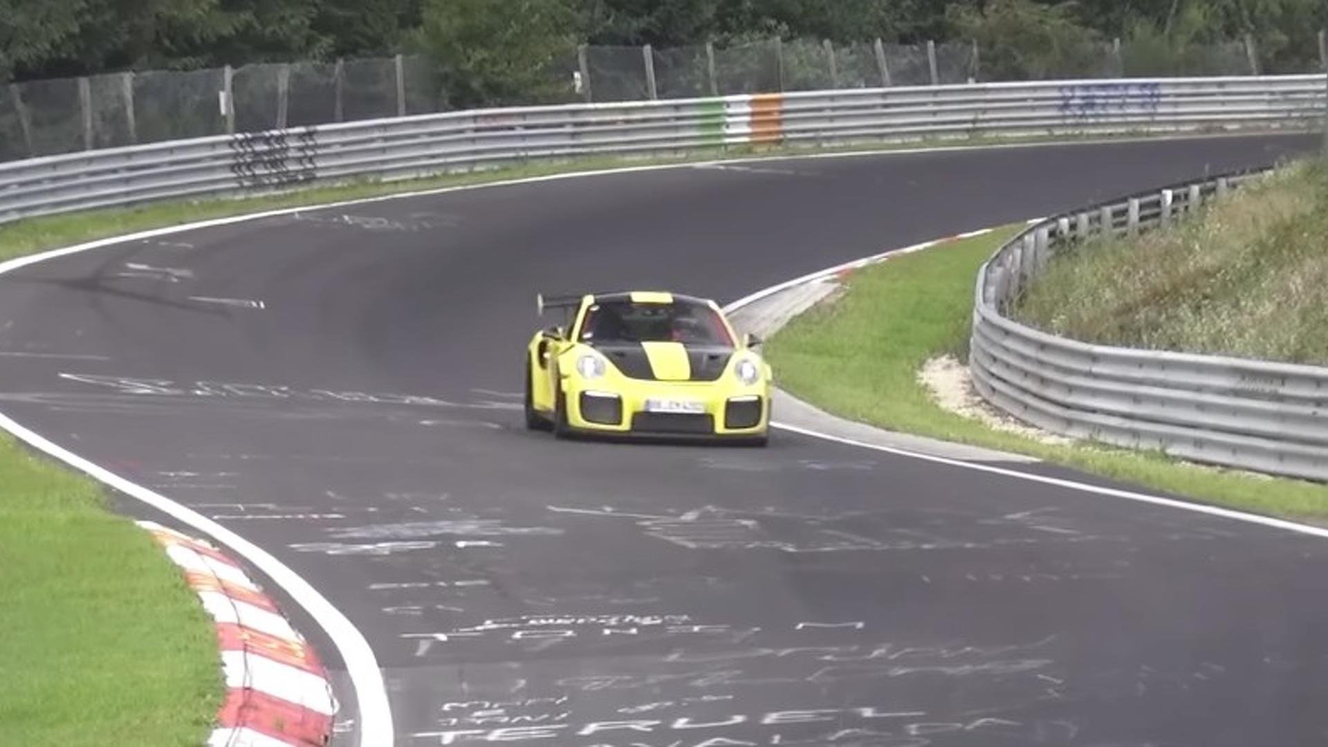 porsche-911-gt2-rs-nurburgring Interesting Porsche 911 Gt2 Rs Nurburgring Lap Cars Trend