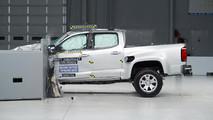 2017 Chevrolet Colorado Crash Test