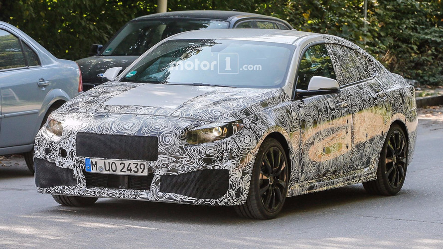 BMW 2 Series Gran Coupe Photos espion