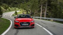 Audi RS4 Avant and RS5 Carbon Edition