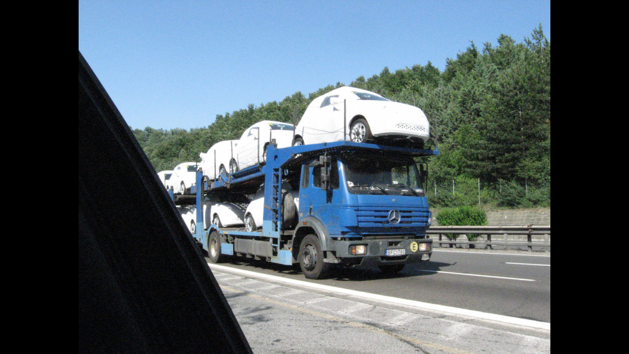 Le Fiat 500 in viaggio...