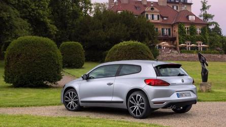Volkswagen enterre le Scirocco