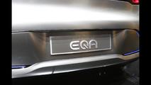 Mercedes-Benz EQ A konsepti - Frankfurt