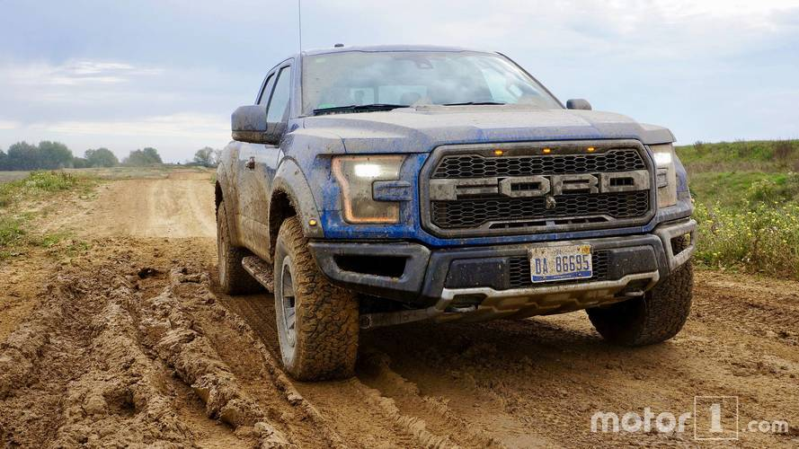 Essai Ford F-150 Raptor - No limit !