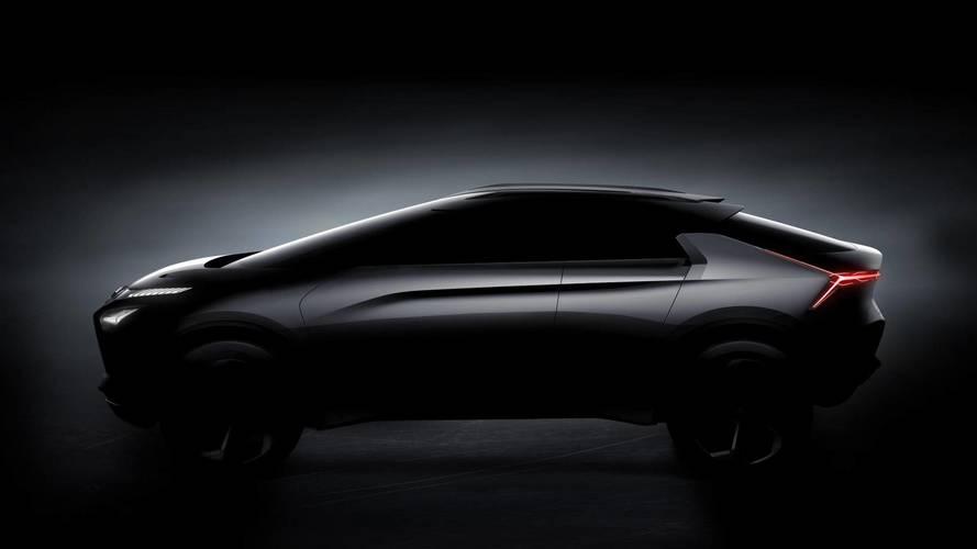 Mitsubishi e-Evolution - Une certaine idée de l'avenir