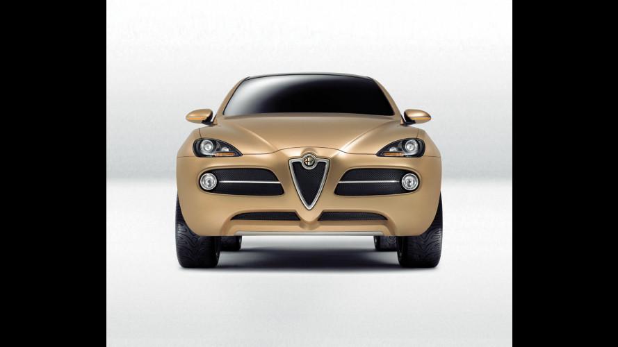 Il primo SUV Alfa: sono già iniziati i test?