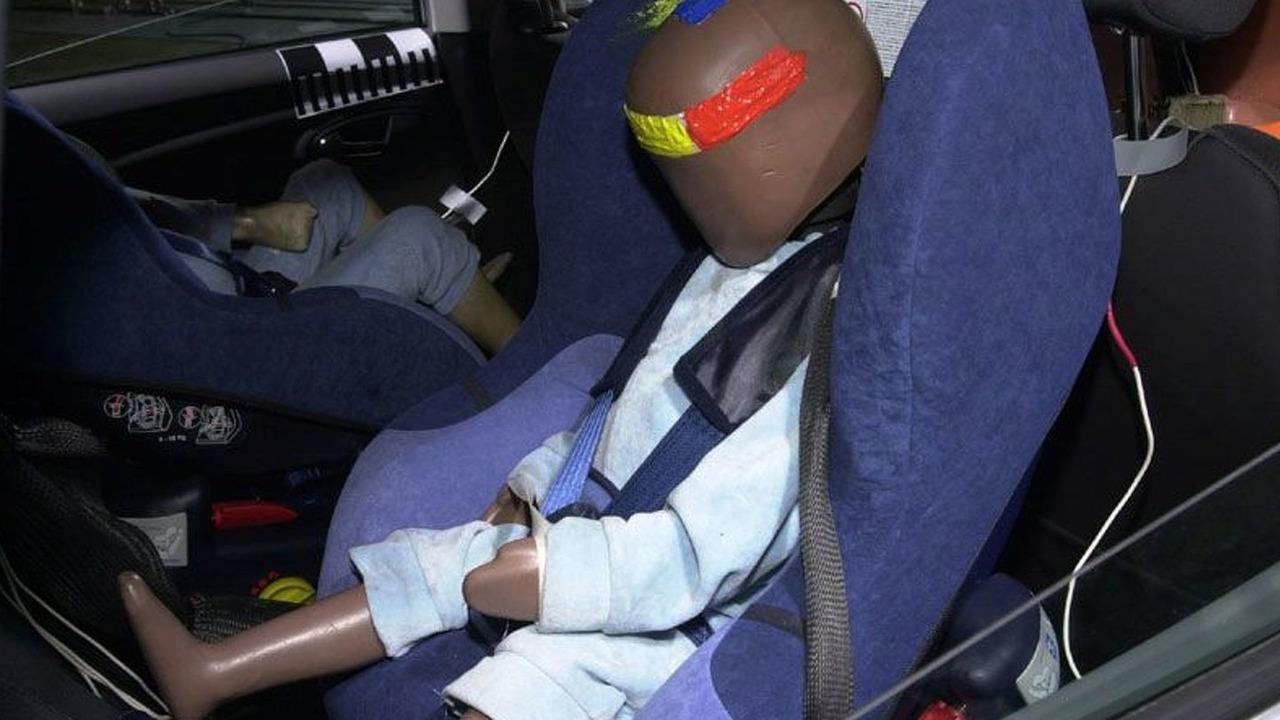 Seat Altea crash test 2005