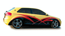 OXIGIN full-chrome finish wheels