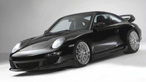 Gemballa GT 3,8l based on Porsche 997