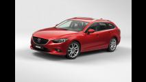 Nuova Mazda6 Wagon, le prime immagini
