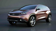 Chery previews two new concepts for Auto China 2012