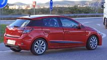 2017 SEAT Ibiza casus fotoğrafları
