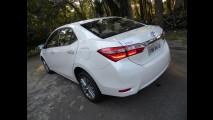 Novo Corolla faz um ano de Brasil com quase 75 mil unidades vendidas