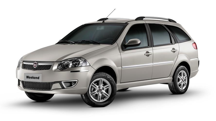 Fiat Weekend 2018 chega por R$ 60.390 com ar-condicionado opcional
