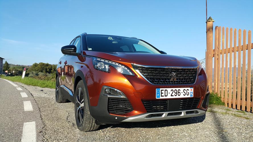 Peugeot 3008 ALLURE 1.6 THP 165hp EAT6