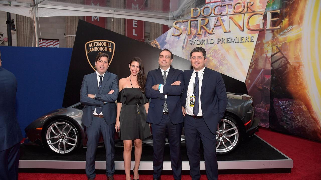 Doktor Strange Lamborghini Huracan