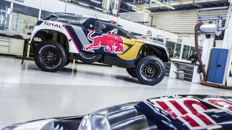 Peugeot dévoile les couleurs du 3008 DKR pour le Dakar