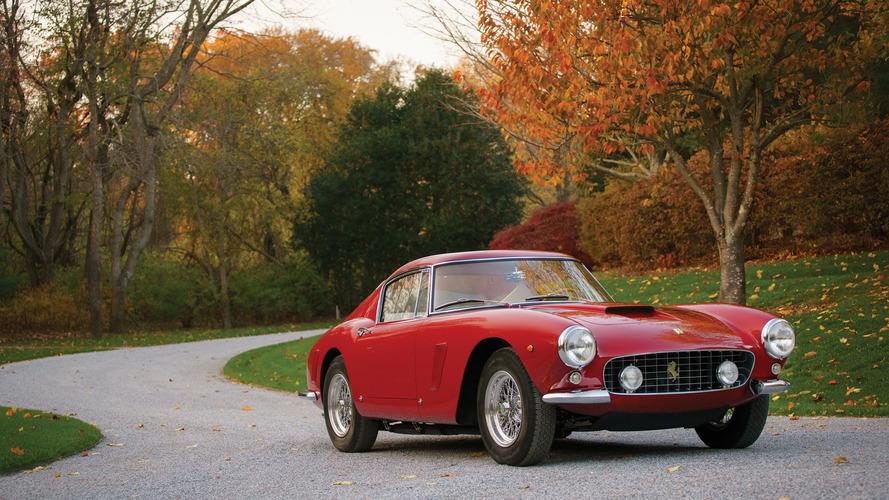 Photos - Une Ferrari 250 GT SWB en vente à Amelia Island