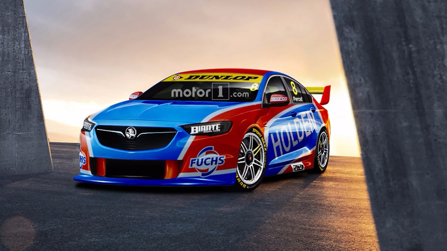 Is this what Holden's Supercars racing future looks like?