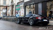 KVC - Aston Martin One-77 à Paris