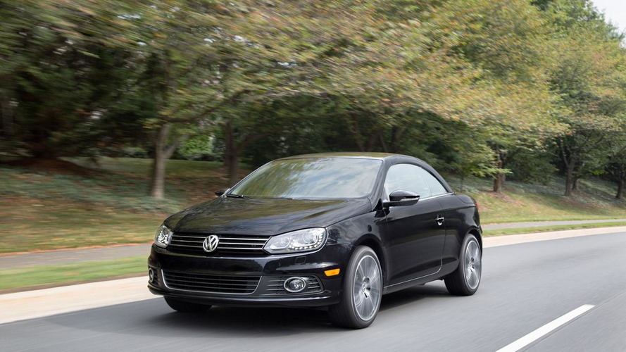 Volkswagen rules out Eos successor