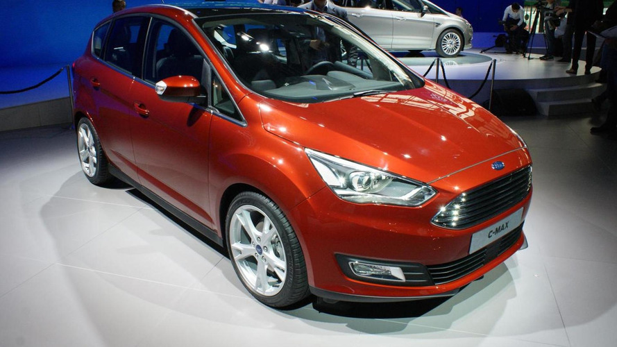 Ford C-MAX and S-MAX prove MPVs are not always boxy and boring