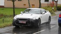 Nissan GT-R prototype spy photo
