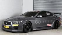 Infiniti Q50 race car
