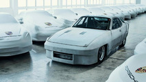 Porsche takes a look at their secret prototypes for new museum exhibit