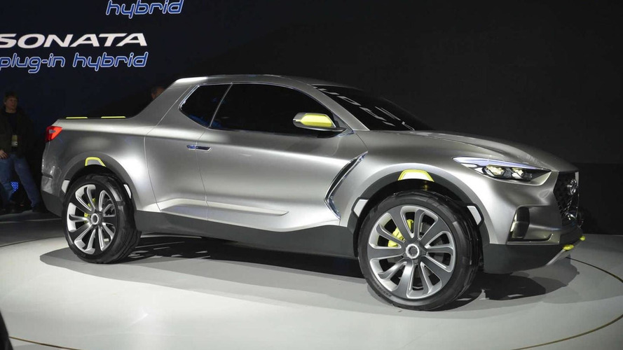 Hyundai Pickup Truck Might Come With Six-Cylinder Power